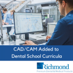 CAD_CAM Added to Dental School Curricula